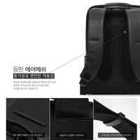 TOPPU Mens College Backpack School Bag Casual Laptop Backpack Rucksack 619A - chanchanbag