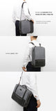 TOPPU 3 Way Bag Mens Laptop Backpack College School Bag Shoulder Bag 792 - chanchanbag