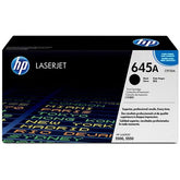 HP C9730A, 645A OEM Toner Cartridge For Color LaserJet 5500, 5550 Black - 13K (Open Box)