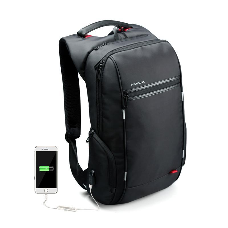 City Elite Anti-theft Backpack