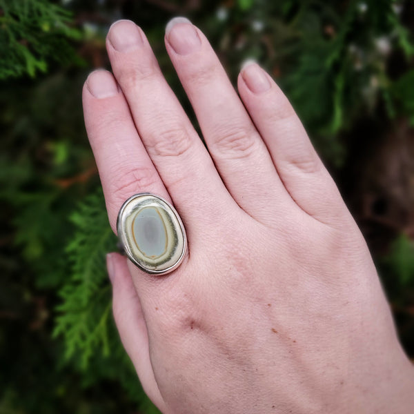 Grow Your Garden Ring Size 8.5
