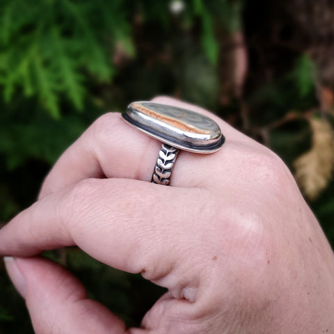 Grow Your Garden Ring Size 10