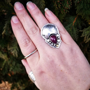 Ruby Dreamer Ring Size 5.75
