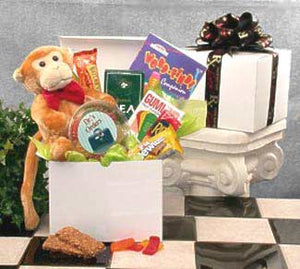 Hang In There Get Well care Package - I'm a Gift-Basket Case!