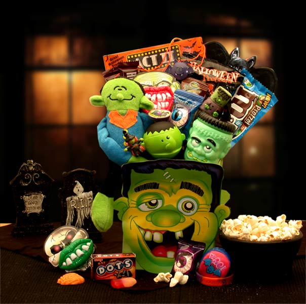 Frankie's Halloween Monster Mash Tote