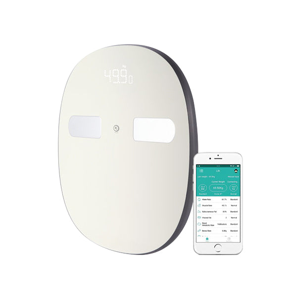 Smart LED Bluetooth Large Body Fat Scale