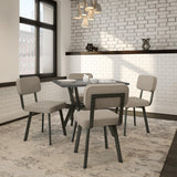 Brixton Dining Chair - Affordable Modern Furniture at By Design