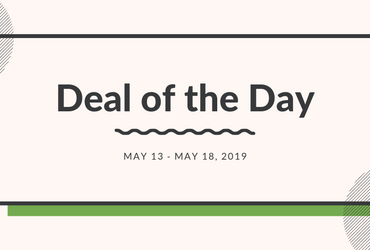 Deals of the Day: Week of May 13