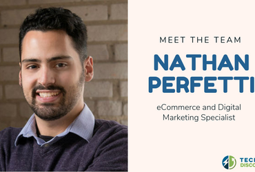 Meet the Team Monday: Nathan Perfetti
