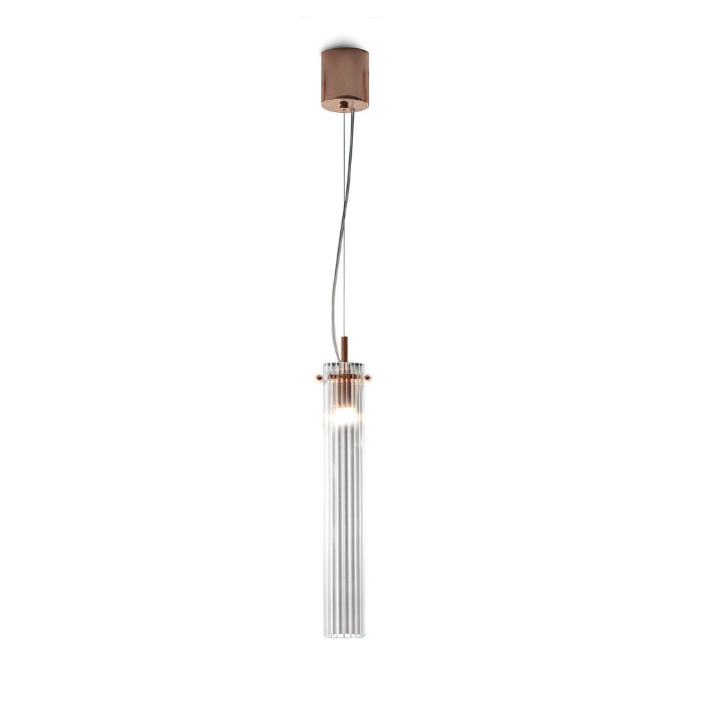 Luca Pendant | Copper Short