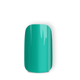 Mint Green - nail wraps - a salon finish without a manicure