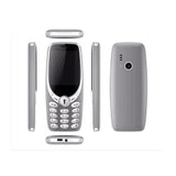 2.4 Dual Sim FM radio loud speaker mobile phone cheap china gsm Cell