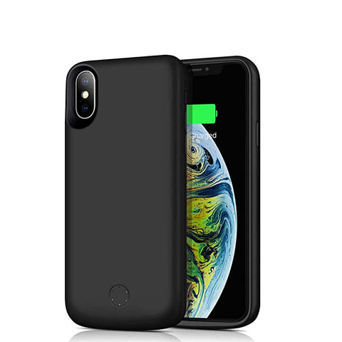 Xs Max Iphone X Power Case 6000mAh
