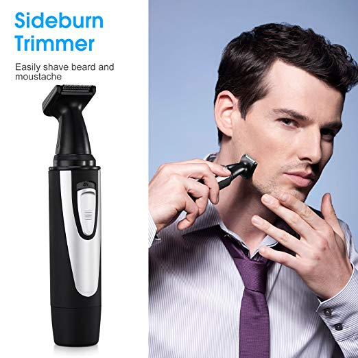 Nose Trimmer 2 in 1 Ear Hair Trimmer