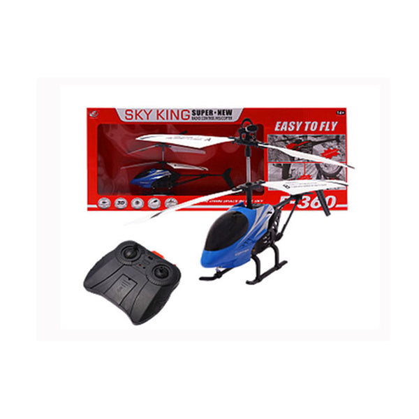 Sky King Super-New R/C Helicopter