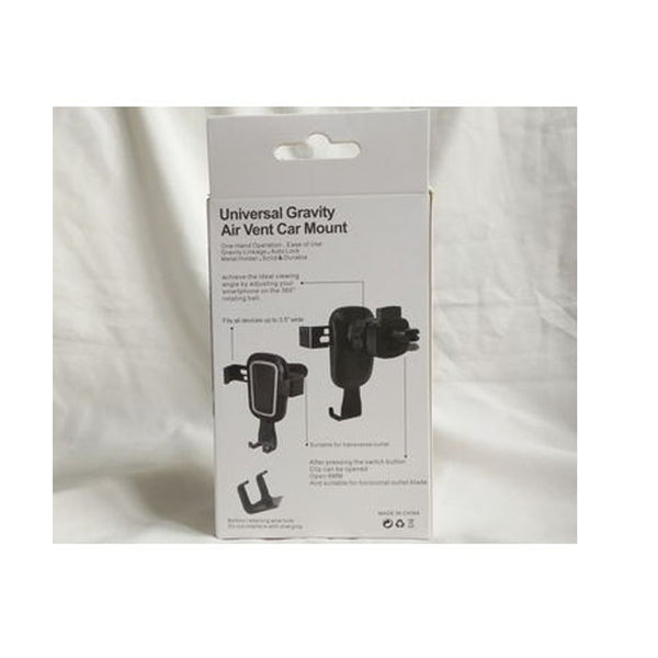 Universal Gravity Air Vent Car Mount