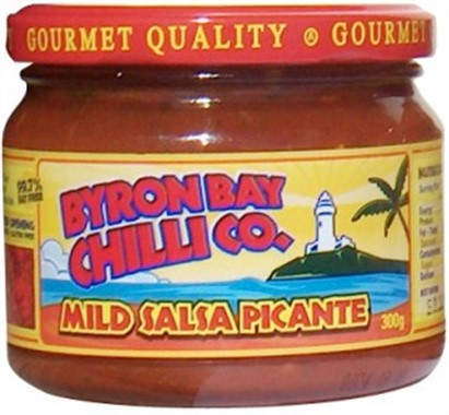 Byron Bay Chilli Co Mild Salsa Picante