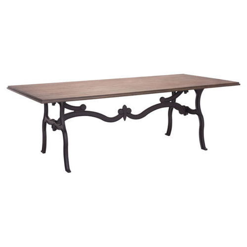 Bellevue Dining Table Distressed Natural