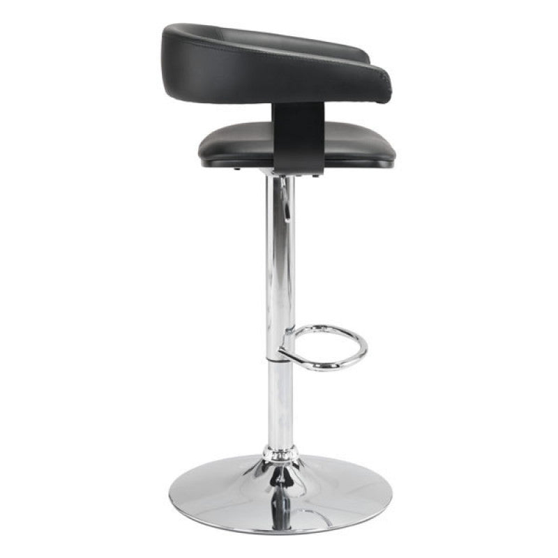 Fuel Bar Chair Black