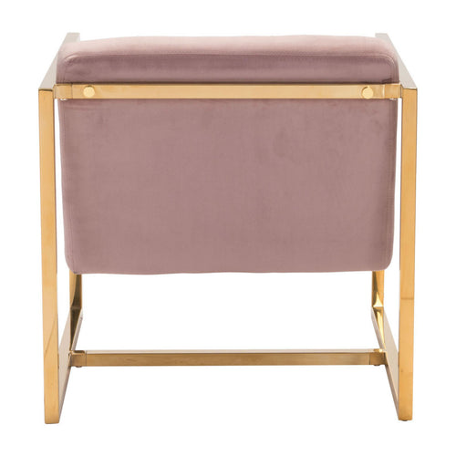 Alt Arm Chair Pink Velvet