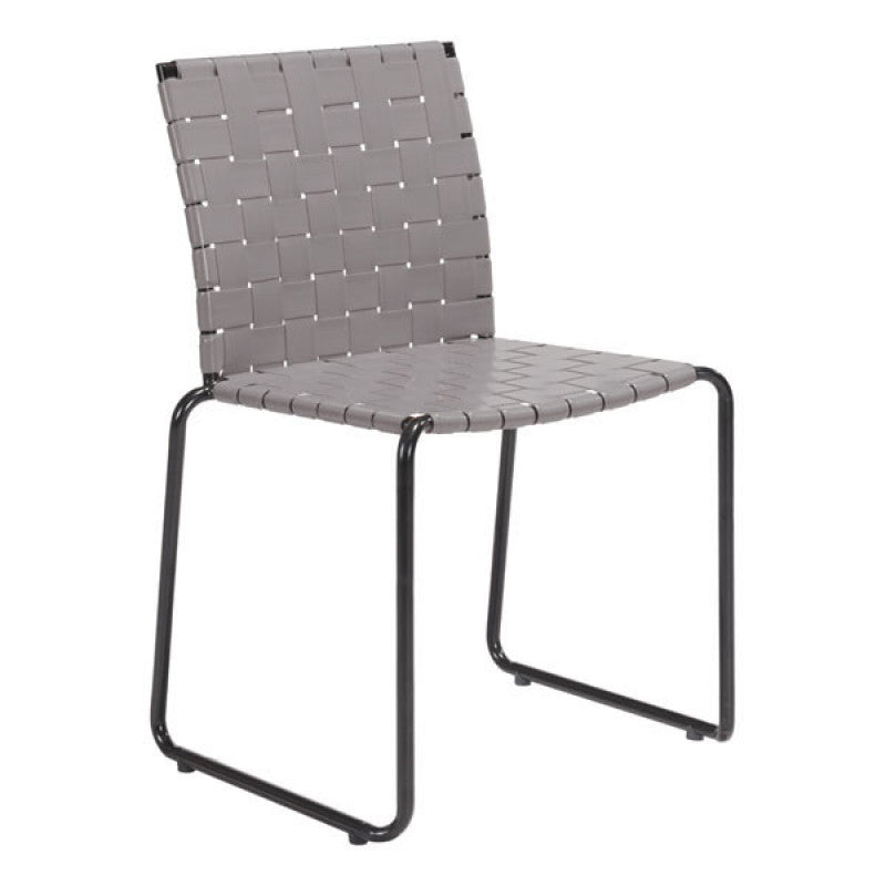 Beckett Dining Chair Light Gray