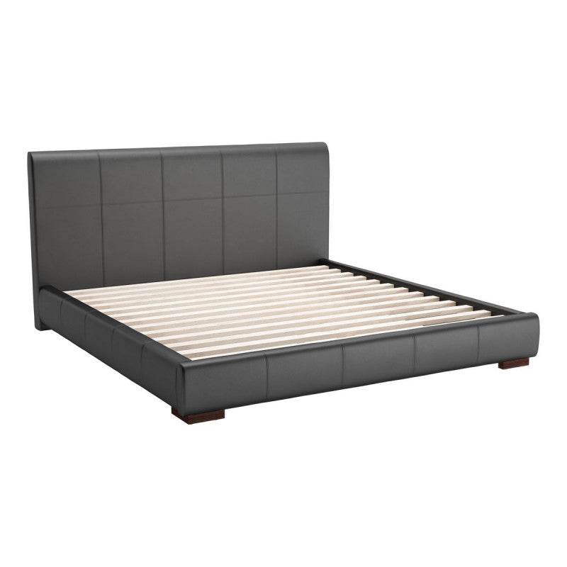 Amelie Bed King Black