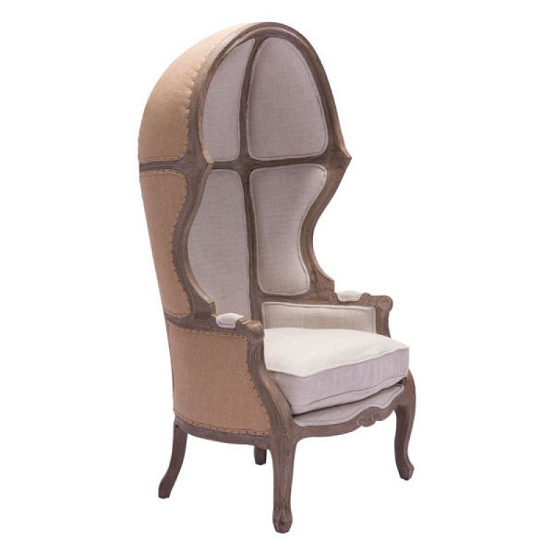 Ellis Occasional Chair Beige