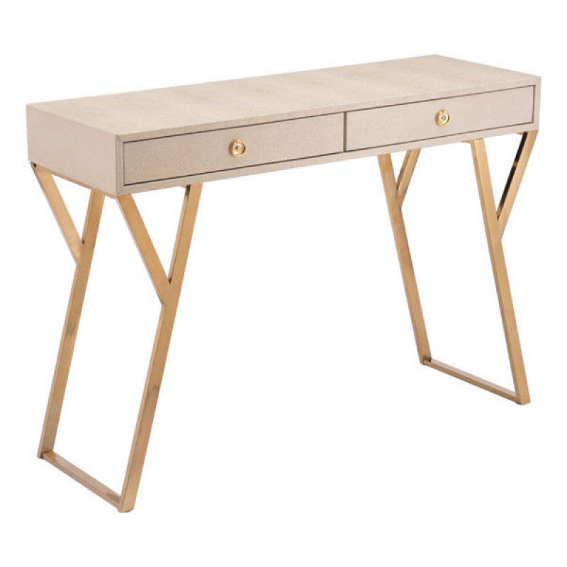 Asti Console Table Cream