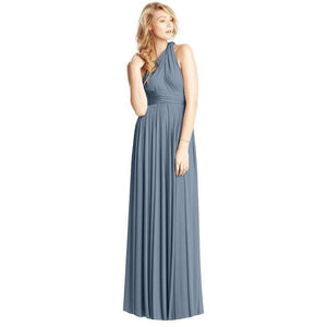 Convertible Ballgown Dusty Blue