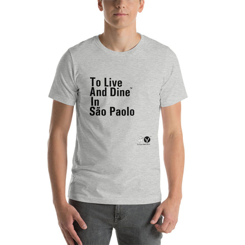 To Live And Dine In Sao Paolo