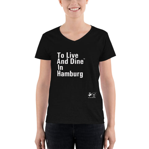 To Live And Dine In Hamburg