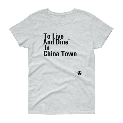 To Live And Dine In Chinatown