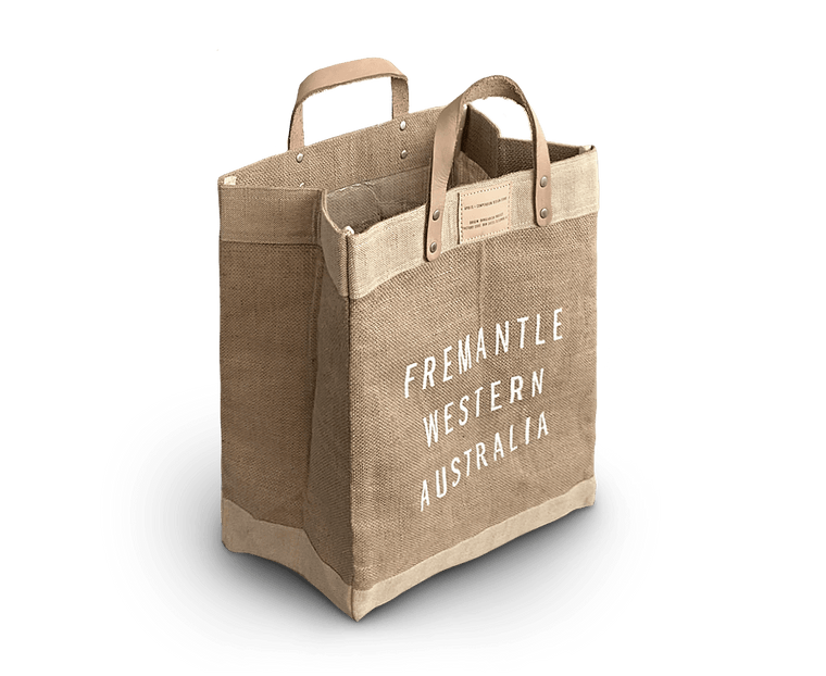 Fremantle Market Tote Bag