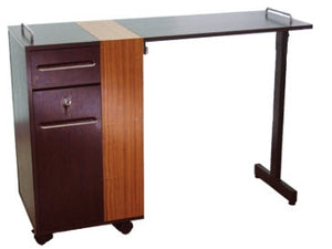 AYC 2714 Fold Up Compact Nail Table