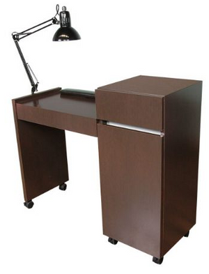 Collins 483-42 Reve Nail Table