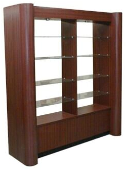 Collins 918-78 Camden Free-Standing Retail Display