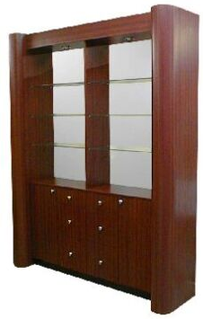 Collins 919-78 Camden Credenza and Retail Display