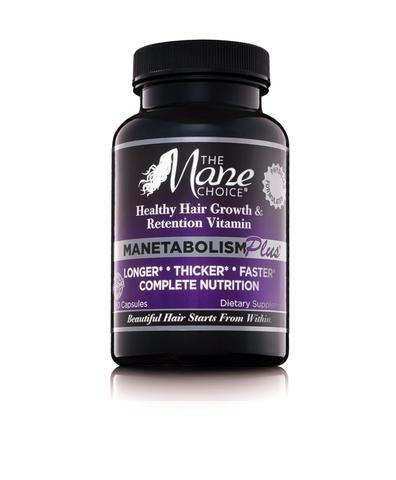 The Mane Choice Manetabolism Plus Hair Vitamin