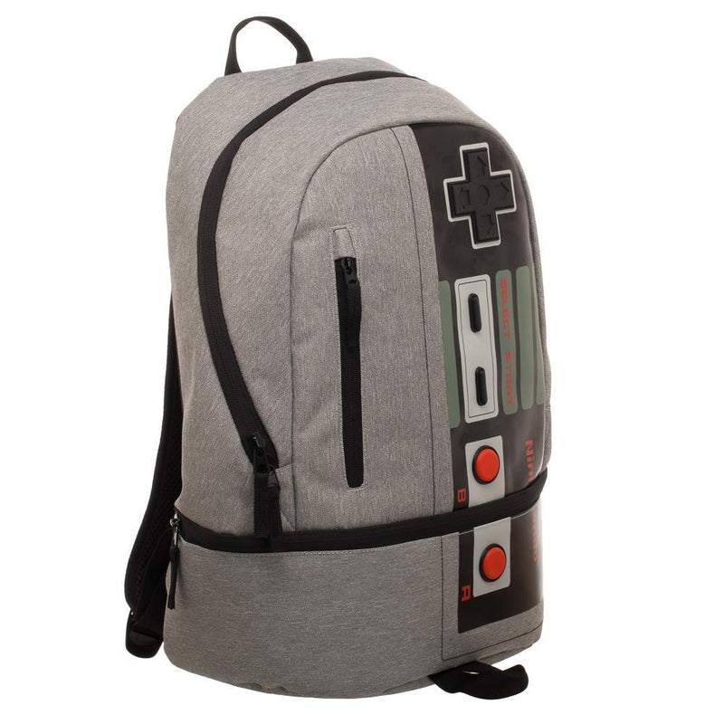 Nintendo Controller Backpack  Game Controller Backpack w/ Bottom Zip