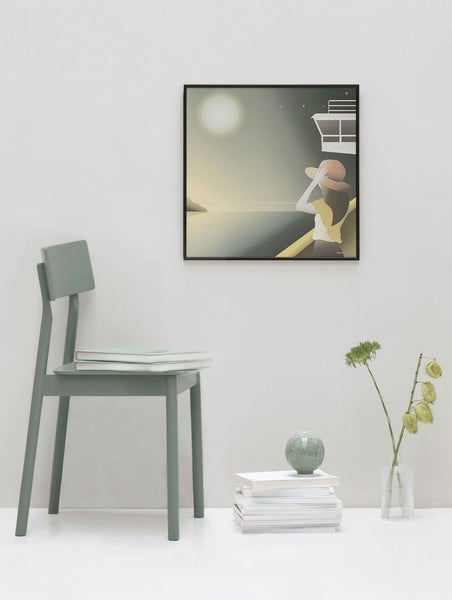 MOONLIGHT MOMENT plakat fra Vissevasse