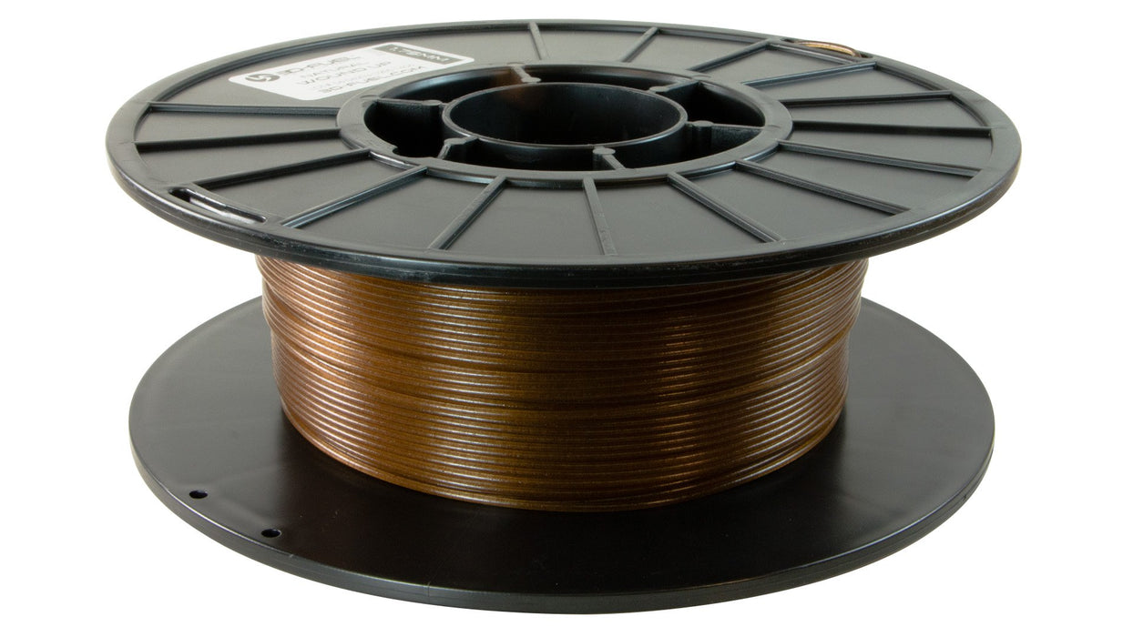 wound up coffee filament 1.75mm spool 1