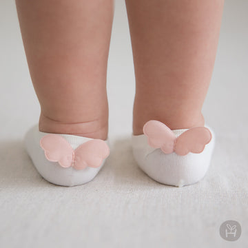 Angel ring cooling shoe socks