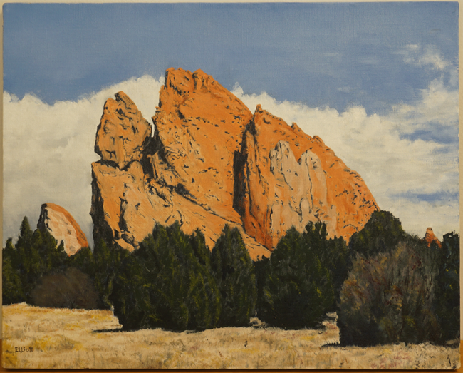 """South Gateway Rock"" by Bruce Elliott"