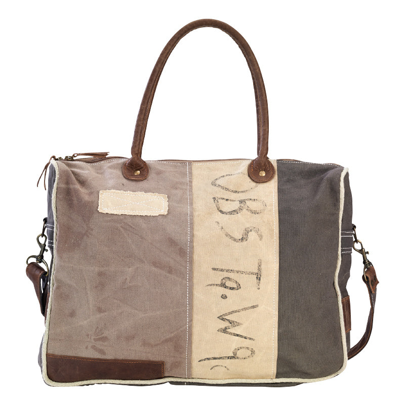 Clea Ray - OBS Tote with Strap