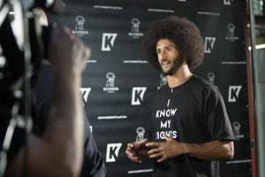 Should we dismiss Colin Kaepernick's cause because he doesn't vote?