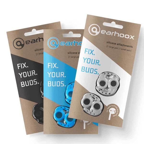 Earhoox Trio (3 sets)