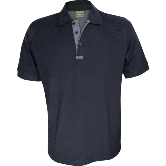Jack Pyke Sporting Polo Shirt - Black