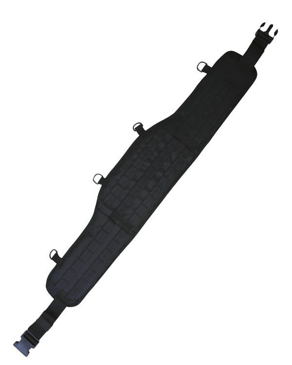 Kombat Battle Belt - Black