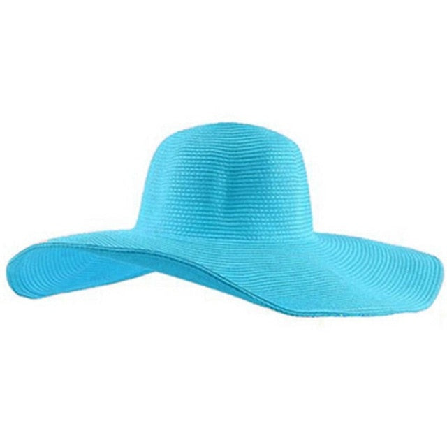Women Large Brim Floppy Sun/Beach Hat