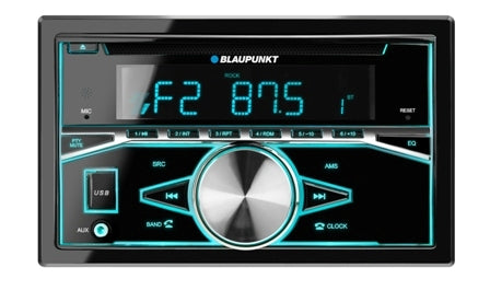 Blaupunkt CD MP3 Player With Bluetooth (LASVEGAS 2)